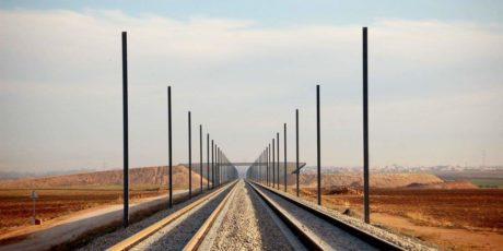 Oued Tlelat – Tlemcem railway line (Algeria)