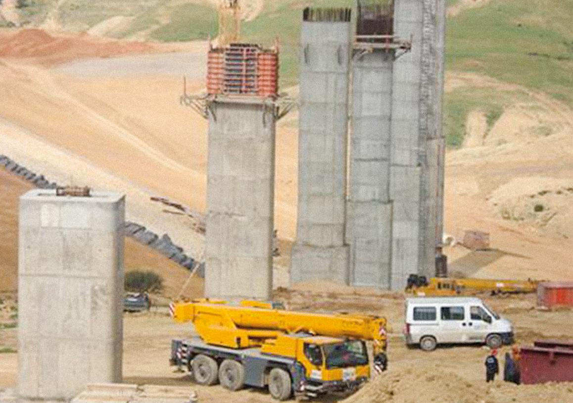 Kerrada Dam (Algeria)