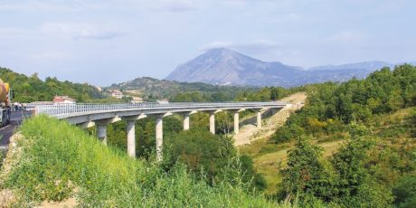 Ring Road Valle Caudina-Pianodardine (Avellino)