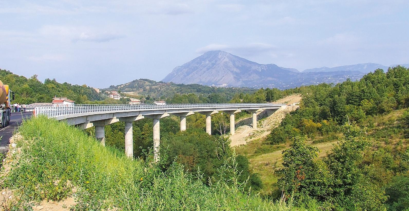 Axe Aménagé Valle Caudina – Pianodardine (Avellino)