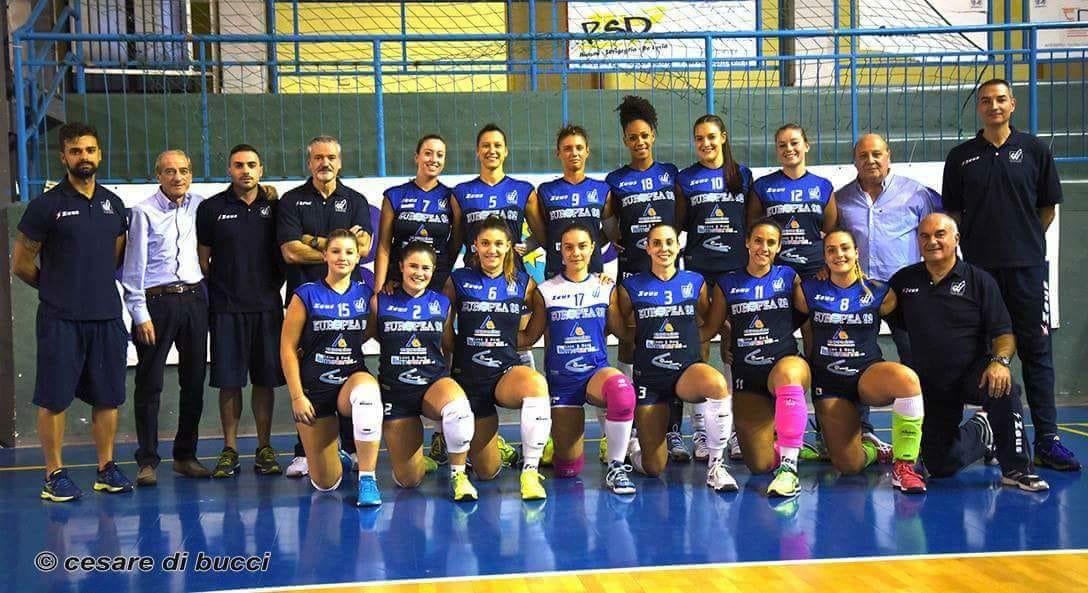 Pallavolo – Stagione 2018-2019